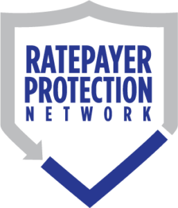 Ratepayer Protection Network Logo