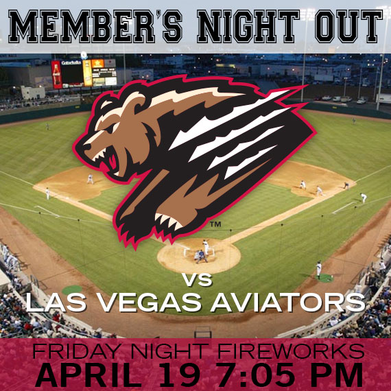 American Pistachio Growers Members Night Out Fresno Grizzlies Image